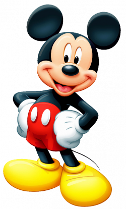 Mickey Mouse Imágenes sin fondo - Formato PNG para descargar grat ...