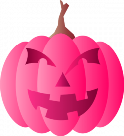 28+ Collection of Pink Halloween Clipart | High quality, free ...