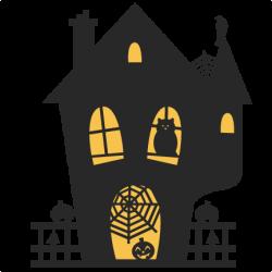 Halloween House Download Transparent PNG Image   PNG Arts