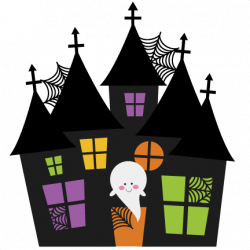 Halloween House PNG Picture   PNG Mart