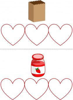 Valentine's Day Build CVC Words- February Literacy Center or Word ...