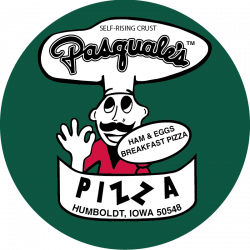 Ham & Egg Breakfast Pizza | Pasquale's Pizza