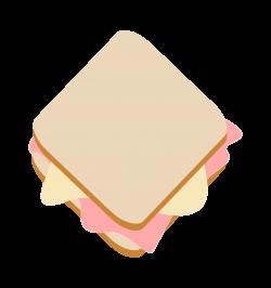 Clipart - Toast