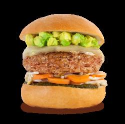 Hand Burgers & Sandwiches | Menu | Burger Parlor