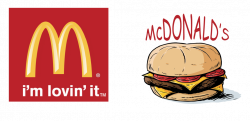 Mcdonalds Logo PNG Clipart - peoplepng.com