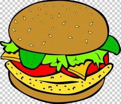Hamburger Cheeseburger Veggie Burger Chicken Sandwich ...