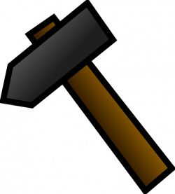 hammer, tool, wood, carpentry | Clipart idea | Pinterest | Carpentry ...