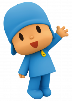 Pocoyo Transparent PNG Clip Art Image | Gallery Yopriceville - High ...