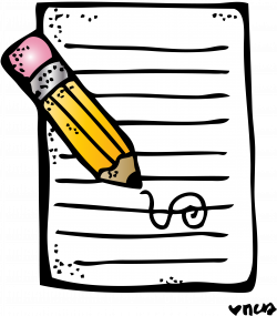Writing Clipart - cilpart