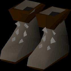 Lumberjack boots | Old School RuneScape Wiki | FANDOM powered by Wikia
