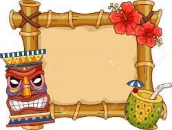 Hawaiian Tiki Clipart | Free download best Hawaiian Tiki ...