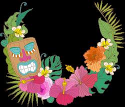 Clip Art Hawaiian Flowers Images - Flower Wallpaper HD