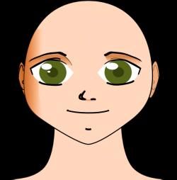 Samson Head Clip Art at Clker.com - vector clip art online, royalty ...