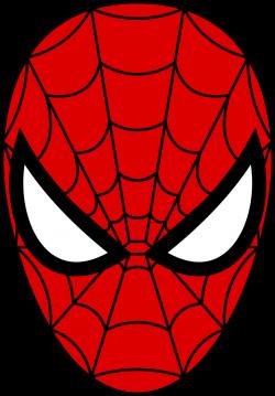 Spiderman Mask transparent PNG - StickPNG