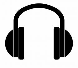 Earphones And Jesus Clipart & Clip Art Images - Headphones ...