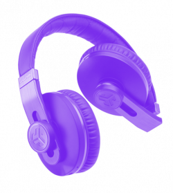 Awesome Purple Headphones | Free Images at Clker.com - vector clip ...