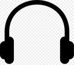 Headphones Computer Icons Clip art - cartoon headphones png download ...