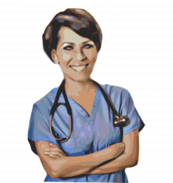 Clipart - nurse triage