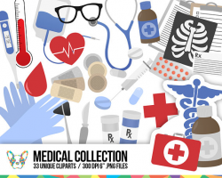 Medical Clipart Collection, Doctor Clipart, Health Clipart, Hospital ...