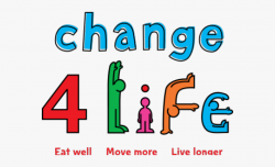 Moves Clipart Healthy Active Lifestyle - Change 4 Life ...