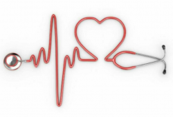 Medical Profession. Heartbeat with Stethoscope. | MEDICINE ...