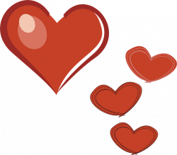 Collection of Hearts Cliparts | Buy any image and use it for free ...
