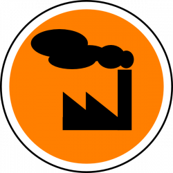 Environmental Issue: Atmospheric Emissions Clip Art at Clker.com ...
