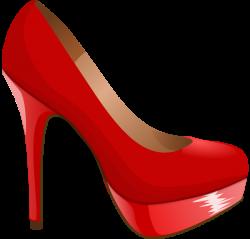 high heel svg | Red High Heel clip art - vector clip art online ...