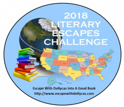 2018 LITERARY ESCAPES CHALLENGE - Escape With Dollycas Into A Good Book