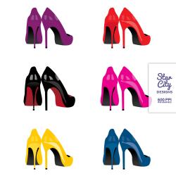 High Heels Clip Art Clipart, | Clipart Panda - Free Clipart ...