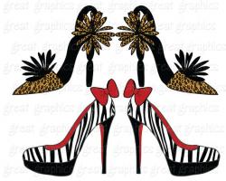 High Heels Clipart | Free download best High Heels Clipart ...