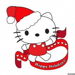 Free Christmas Hello Kitty PSD files, vectors & graphics - 365PSD.com