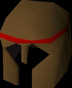 Bronze med helm | Old School RuneScape Wiki | FANDOM powered by Wikia