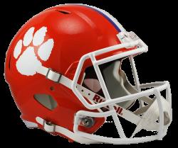 Clemson Speed Replica Helmet