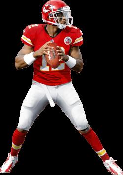 Kansas City Chiefs Player transparent PNG - StickPNG