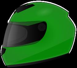 Clipart - Bike helmet