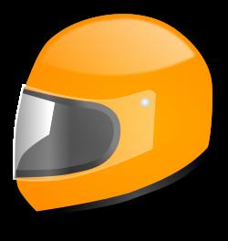 Clipart - Racing Helmet