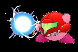 Kirby smash abilities - kirby samus by Efraimrdz on DeviantArt