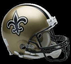 New Orleans Saints Helmet transparent PNG - StickPNG