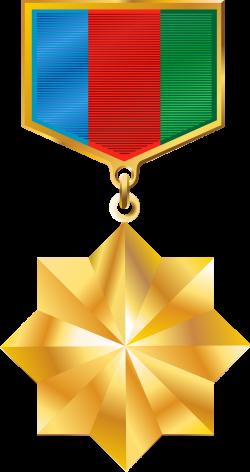 Qizil Ulduz Medal - Wikipedia