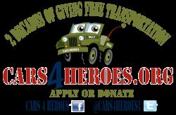 Cars 4 Heroes - NEWS