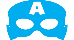 http://coscave.com/project/avengers-inspired-masks   Captain America ...