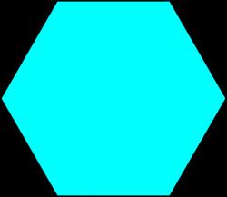 Hexagon Clipart (69+)