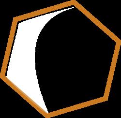 Hexagon Transpa Clip Art at Clker.com - vector clip art online ...