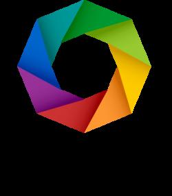 Rainbow Octagon Clip Art at Clker.com - vector clip art online ...