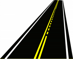 Cartoon Highway Clipart