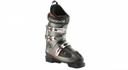 The Boot - 360 View, Technology, Benefits - DODGE Carbon Fiber Ski Boot