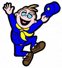 Cub Scout Hiking Clipart | Free download best Cub Scout Hiking ...