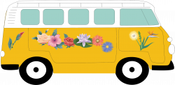 28+ Collection of Volkswagen Van Clipart | High quality, free ...