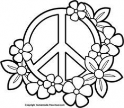 Top 9 Trippy Hippie Coloring Pages Printable €� E-ColoringPage ... | 217x250